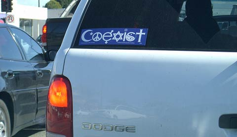 coexist-on-dodge